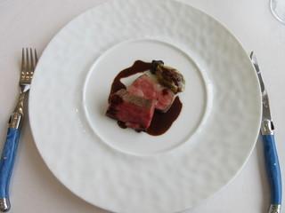 ロルキデ ブランシュ - 肉料理