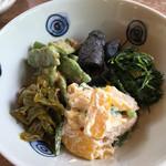 Fujioka - 野菜料理盛り