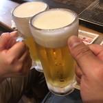 70199029 - 【2017年05月】生で乾杯(^^♪
