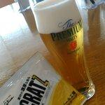 サントリー 天然水のビール工場 東京・武蔵野ブルワリー - プレモル