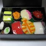 井津美屋 - ひな寿司