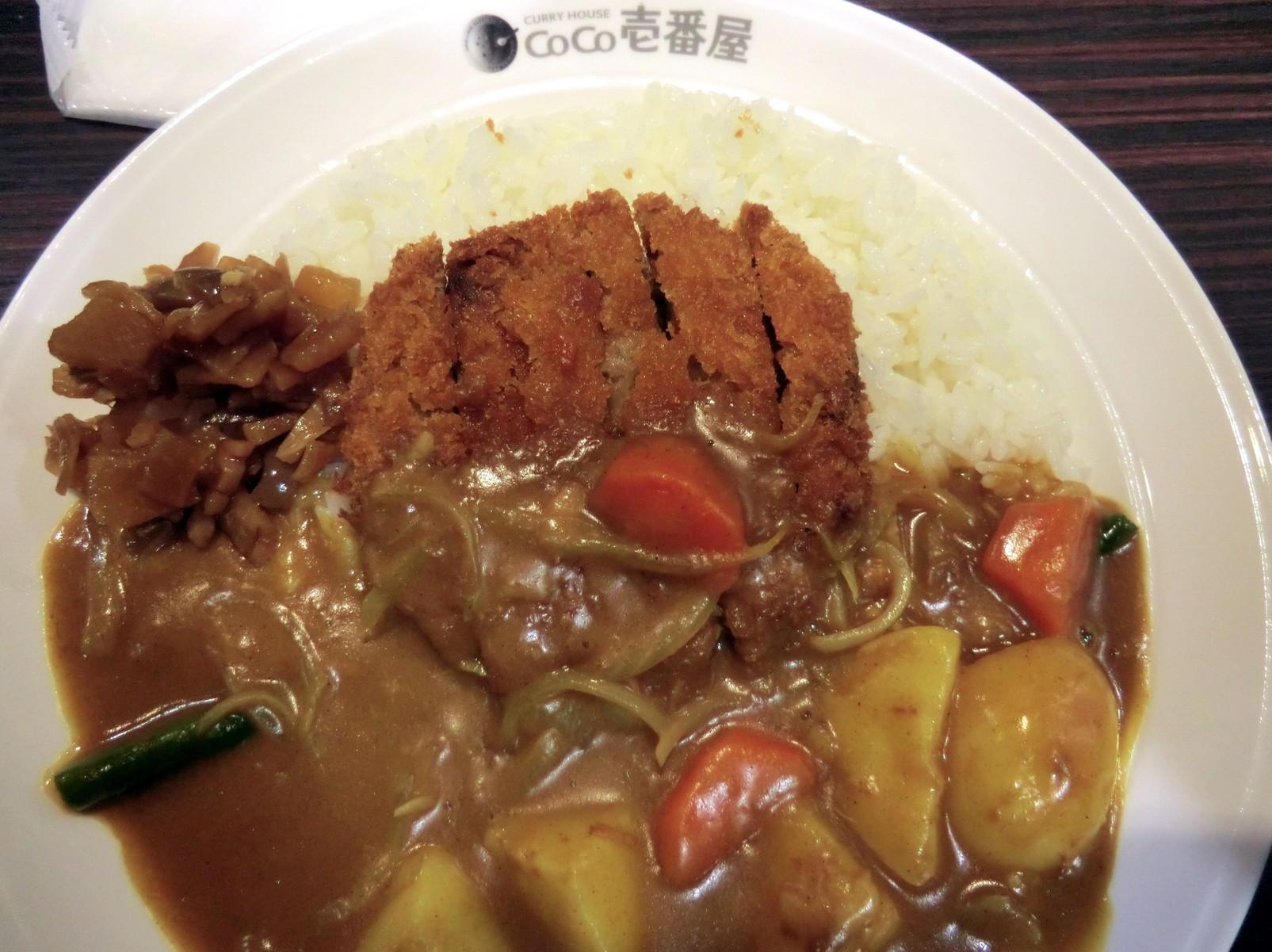 CoCo壱番屋 京王仙川駅前通店