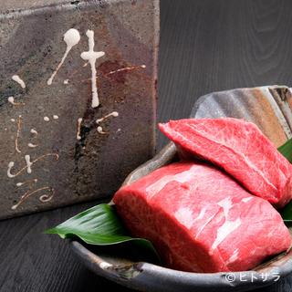 「神戸ビーフ」のすばらしさを満喫できる店