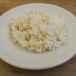 ハイライフ ポーク テーブル - 白米と玄米のブレンド・ライス
