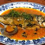 ナームチャイ - 辛いお魚。