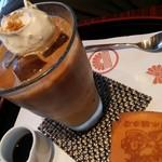 菊水茶廊 - ミルクコーヒー