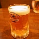 春来 - 生ビール
