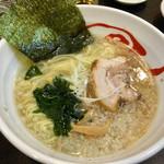 麺屋 集 - 塩らーめん…540円