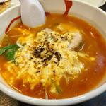 麺屋 集 - トマトチーズらーめん…880円