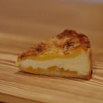 ル・ラピュタ - グリエールチーズケーキ