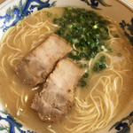 あ麺ぼう - 料理写真:「ラーメン」(2017.07)