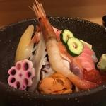よし寿司 - 店名を冠したチラシ