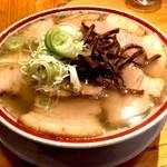 田中そば店 - 肉そば(1,000円)
