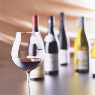 シェフの実演に魅了される【料理とワインを楽しむ会】