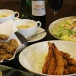 レストラン 酔牛亭 - おすすめセット