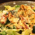 レストラン 酔牛亭 - スペシャルサラダ