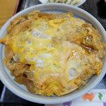 いこい - 料理写真:かつ丼アップ