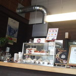 Bifokafe - 店内