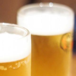 <味わい、香り、のどごし>3拍子揃った究極の生ビール。