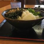 こがね製麺所 - 黒井丼←漢字で書いてみた