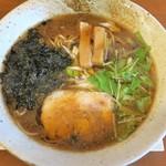 麺や太尊 - 料理写真:ラーメン(あっさりこく旨・醤油)
