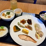 CEDAR THE CHOP HOUSE&BAR - 朝食(\2,000) 和食