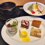 CEDAR THE CHOP HOUSE&BAR - 朝食(\2,000) デザート