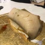 第三春美鮨 - クロアワビ 940g 素潜り漁 千葉県鴨川 本日は蒸し上げ歩留まり80%