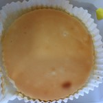 チーズガーデン - 看板商品「御用邸チーズケーキ」の季節限定品です。しっとり滑らかなベークドチーズケーキにレモンの酸味と風味が加わりさっぱりと頂けます。美味しかった♪