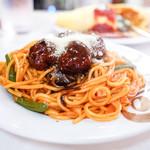 ヨシカミ - スパゲティ