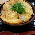 丸亀製麺 - 親子丼(小) 390円