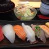 大起水産回転寿司 - 料理写真:にぎり御膳(853円)