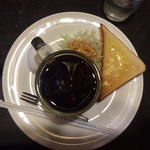 光海 - 料理写真:上面図