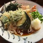 麺 銀三 - 海老おろしきしめん