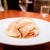 神楽坂しゅうご - 料理写真:桃の冷たいスパゲッティーニ