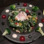 70218140 - 近江野菜シーザーサラダ