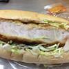 クリタパン - 料理写真:三元豚のカツサンド (小)