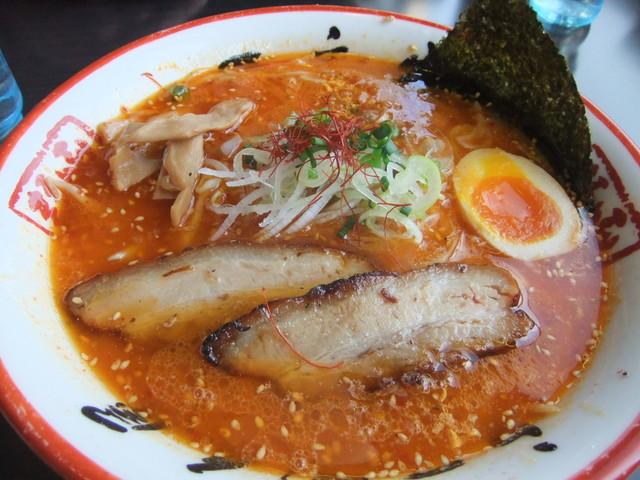 函館麺や 一文字 函館本店 - 辛味噌