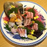 踊る魚 - 刺身