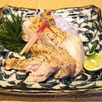 踊る魚 - 鶏