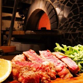 シェフ特選の肉料理♪