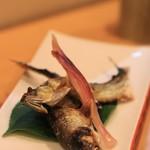 一華 - 鮎の塩焼き