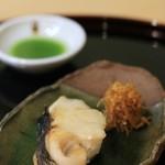 竹久 - 焼物(スズキの塩焼き)
