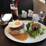 カフェ・オハナ - ロコモコランチ(980円)