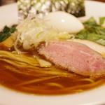 麺処 篠はら - 料理写真:味玉醤油そば
