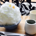 70223536 - 大和抹茶ミルク ¥650
