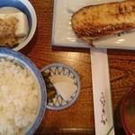 70223688 - 焼き魚(鯖)定食