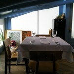 La table au japon -  屋根裏な感じがオシャレ