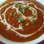 グッドフレンド タイ・インド料理 - キーマカレー(辛口)