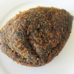 スペイン窯 パンのトラ - 黒いシーフードカレーパン